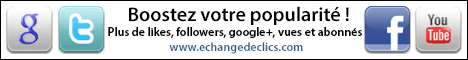 Plus de like et de vues avec Echangedeclics.com