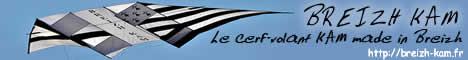 Breizh KAM, photographie et vidéo par cerf-volant