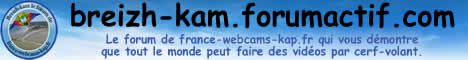 Breizh-kap, le forum de France-webcams-kap.fr